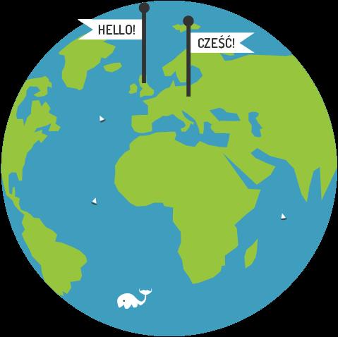 Tłumaczenia online - ekspresowe tłumaczenia na całym świecie