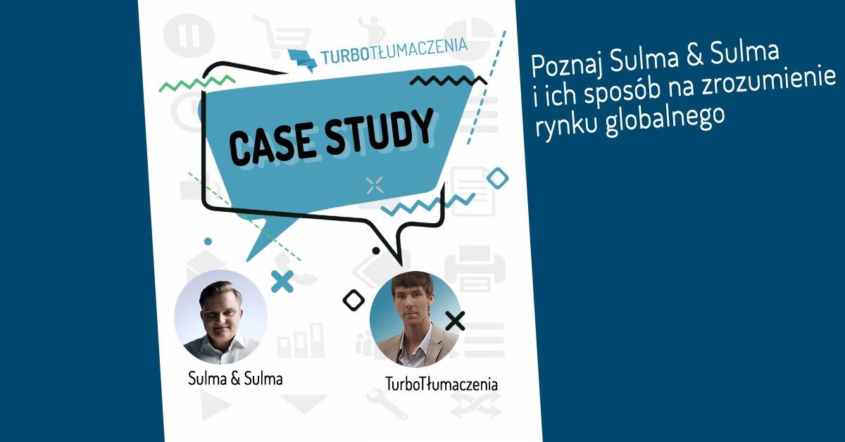 Poznaj Sulma & Sulma i ich sposób na zrozumienie rynku globalnego