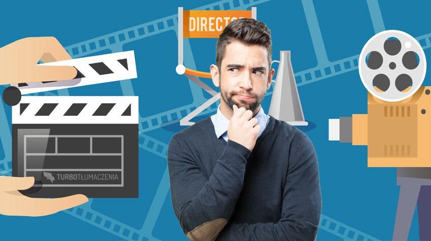 Jak pracują tłumacze filmów?
