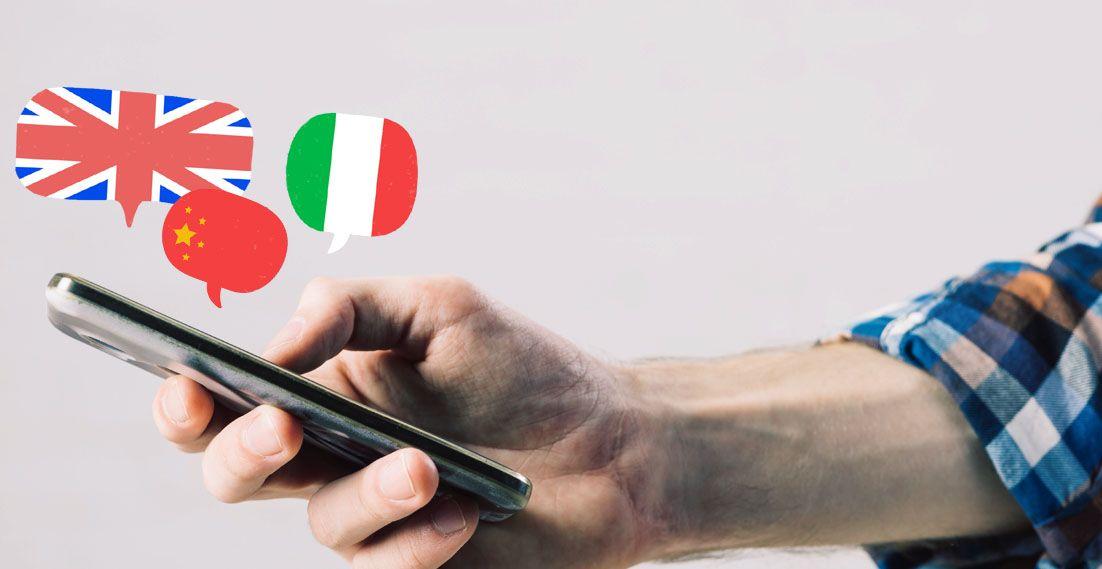 Aplikacje do tłumaczenia języka za granicą