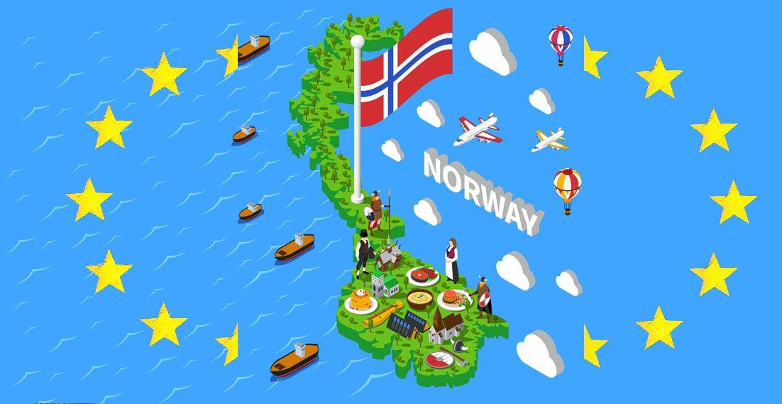 Czy Norwegia jest w Unii Europejskiej i inne ważne informacje