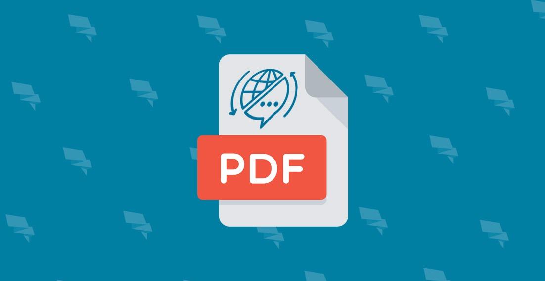 Tłumacz plików PDF za darmo – TOP 4 narzędzi