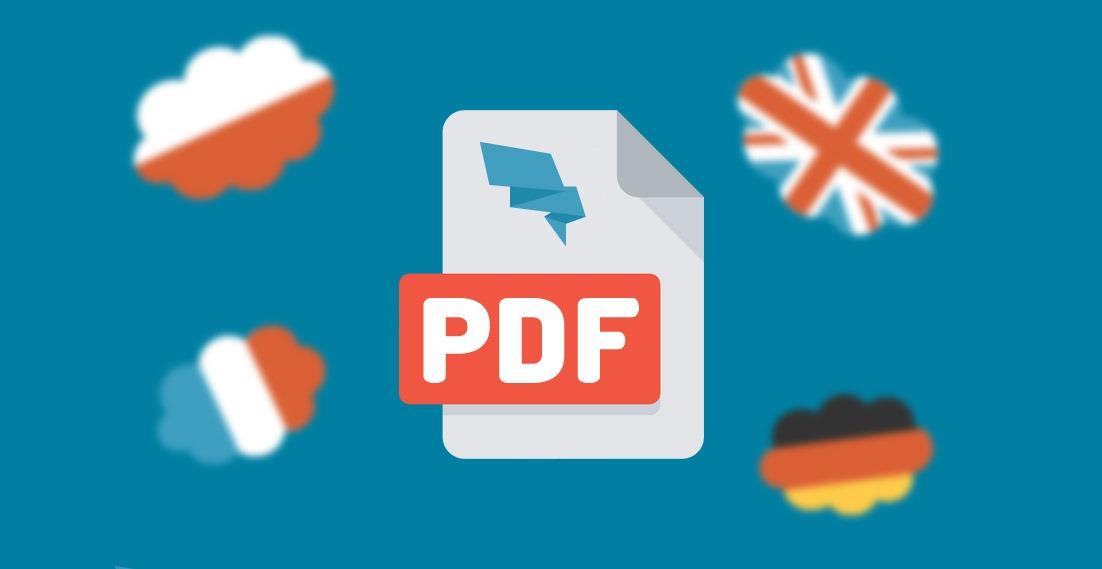 Jak przetłumaczyć duży plik PDF?