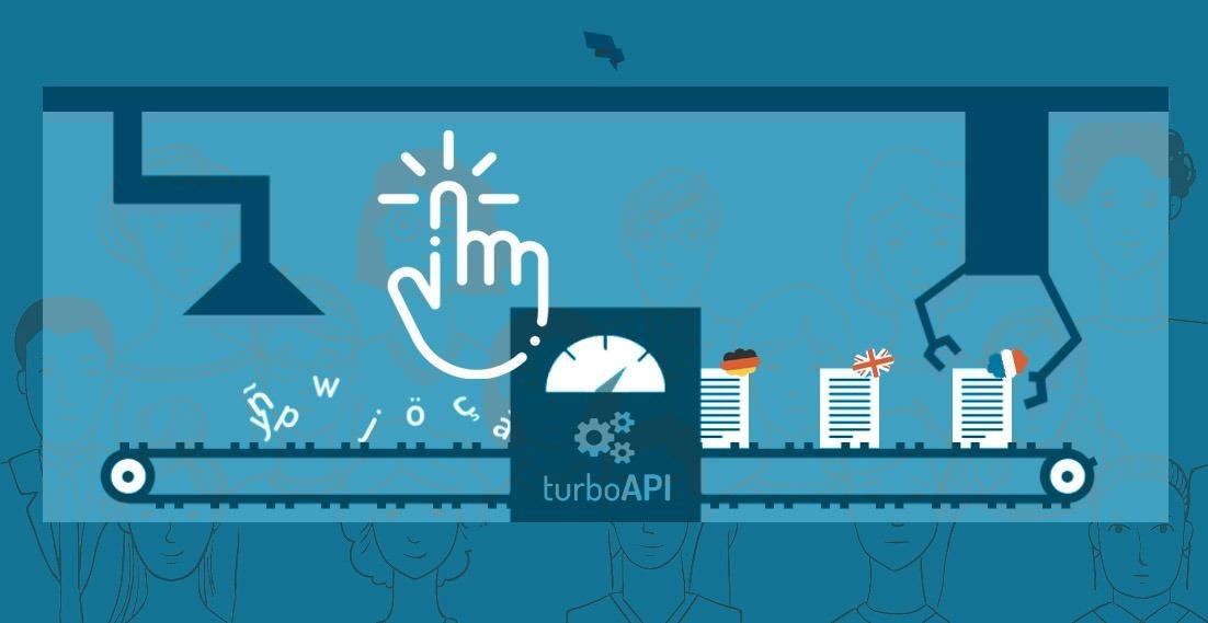 turboAPI, czyli technologia, która automatyzuje proces tłumaczenia
