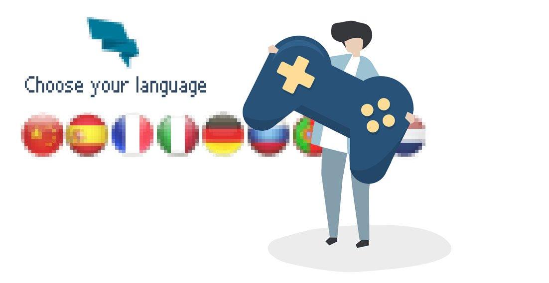 Jak wygląda tłumaczenie gier? Rozwój gamingu, zasady i programy